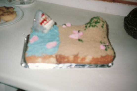 Magnificent Retro Cakes Shark Attack London Baking Funny Birthday Cards Online Alyptdamsfinfo