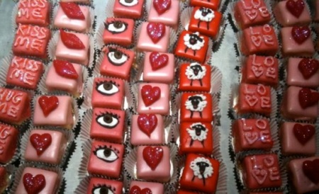 Best Valentine's cakes in London