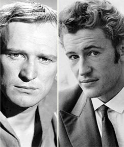 Richard Harris and Peter O'Toole