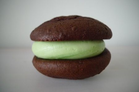 St Patrick's Day Whoopie Pie
