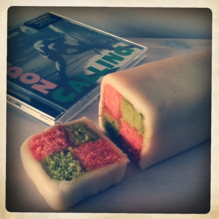 London Baking Battenberg