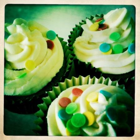 Rooibos cupcakes 2