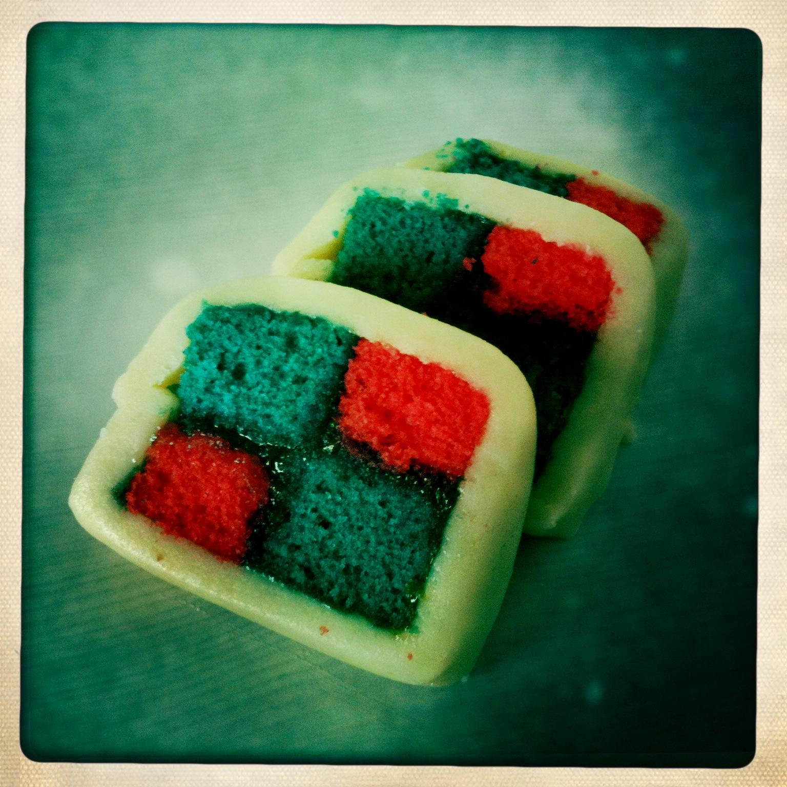 Irish Battenburg Cake Recipes — Dishmaps