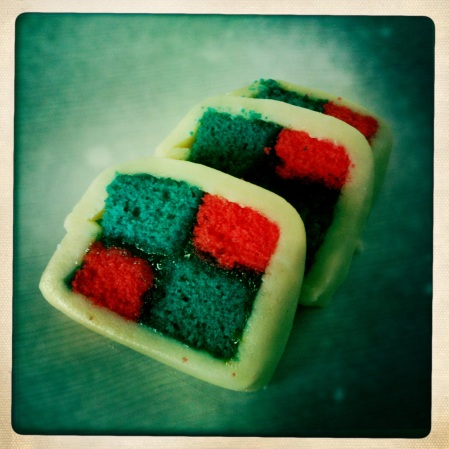 Royal wedding battenberg