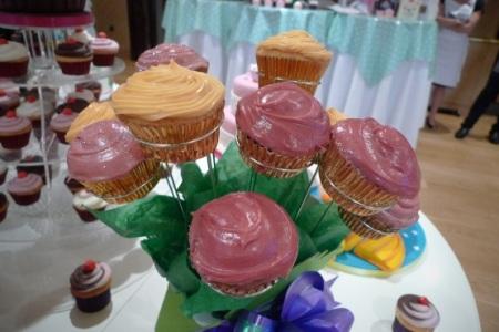 Renshaw cupcakes