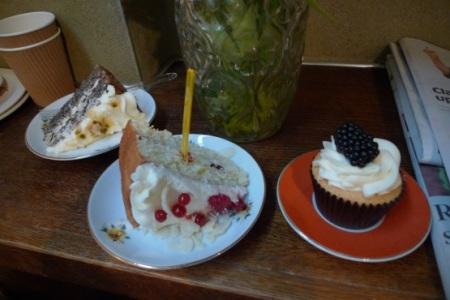 Lily Vanilli Bakery cakes