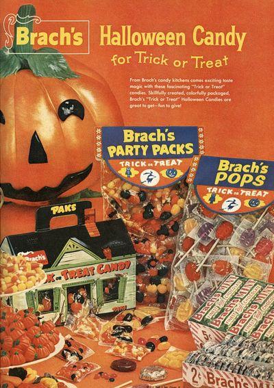Brach's candy corn ad