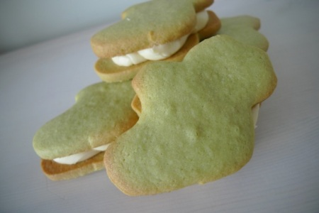 Ireland biscuits with Baileys buttercream 2