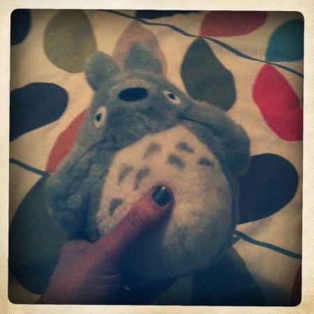 Totoro toy