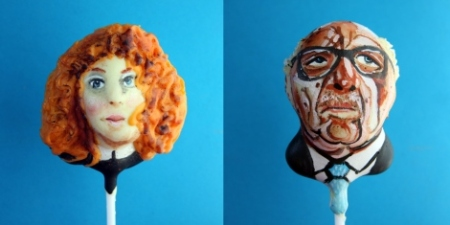 Leveson cake pops