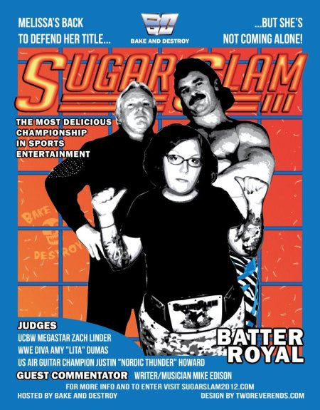 SugarSlam III flyer