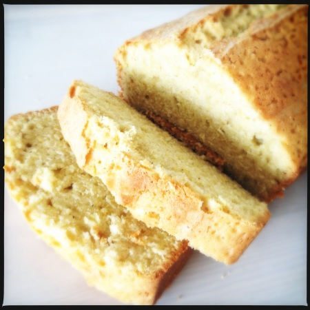 Would Anybody Like Some Pound Cake